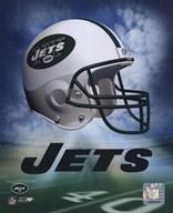 Jets Helmet Logo ('04)  Fine Art Print