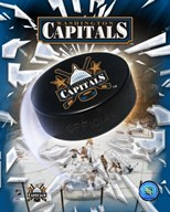 Washington Capitals 2005 - Logo / Puck Art