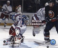 Henrik Lundqvist - '05 / '06 30 Win Season Art