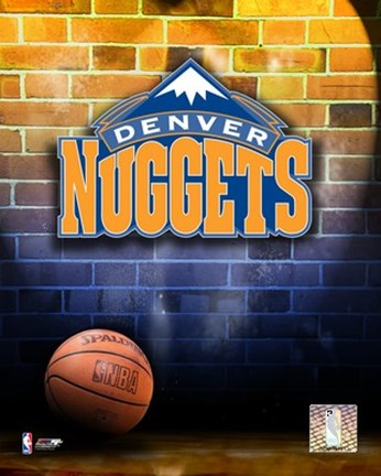 Framed Nuggets - 2006 Logo Print