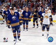 2006 - Sabres New Uniforms  Fine Art Print