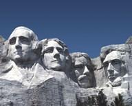 Mount Rushmore (#19)  Fine Art Print