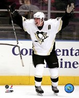 Sidney Crosby - '06 / '07 Goal Celebration Art