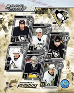 2006 - Penguins Team Composite  Fine Art Print