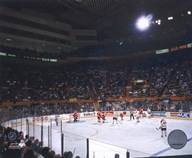 Buffalo Memorial Auditorium - (Sabres)  Fine Art Print