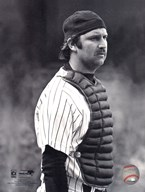 Thurman Munson - 1978 Catching Action