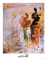 The Hallucinogenic Toreador, c.1970  Fine Art Print