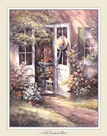 Garden Shed  Fine Art Print