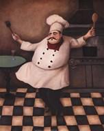 Chef III Art