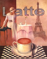 Latte - Paris