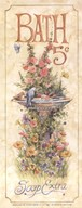 Bath (Bird Bath)  Fine Art Print
