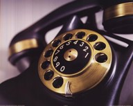 Black Gold Telephone