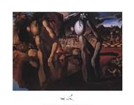 The Metamorphosis of Narcissus, c.1937  Fine Art Print