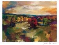 Vivid Meadow  Fine Art Print