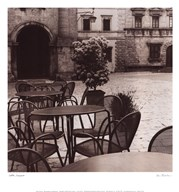 Caffe, Toscana  Fine Art Print