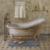 Victorian Bath III Art