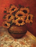 Tuscan Sunflowers II