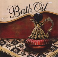 Bath Oil - Mini Art