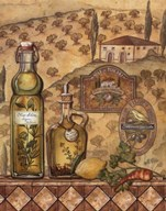 Flavors Of Tuscany II - Mini Art