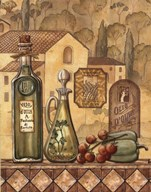 Flavors Of Tuscany III - Mini Art