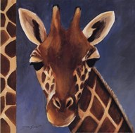 Exotic Giraffe - Mini
