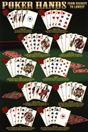 Poker Hands Art