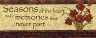 Seasons of The Heart  Fine Art Print
