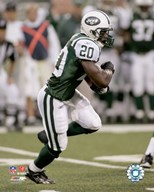 Thomas Jones - '07/'08 Action