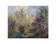 Gardens at Bordighera, 1884  Fine Art Print