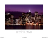 Skyline NYC Art