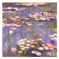 Water Lilies, c.1916