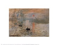 Impression, Sunrise, c.1872 (green)