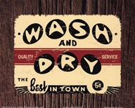 Wash and Dry Art