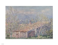 Gardener's House at Antibes, 1888 Art