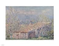 Gardener's House at Antibes, 1888 Art