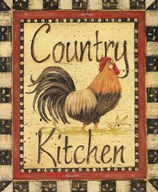 Country Kitchen Art