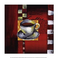 Brewing Coffee  Fine Art Print