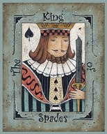The King of Spades Art
