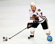 Brent Seabrook - 2007 Away Action Art