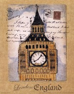 Souvenir of London Art
