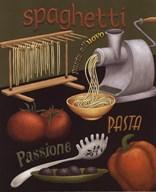 Spaghetti  Fine Art Print