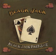 Blackjack - special  Fine Art Print