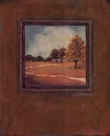 Copper Landscape II  Fine Art Print