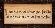 If You Sprinkle