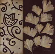 Brown Leaf III  Fine Art Print