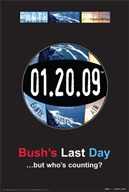Bush&#39;s Last Day