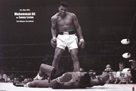 Muhammad Ali - 1965 1st Round Knockout Against Sonny Liston (landscape)
