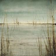 Blue Tranquility II Art