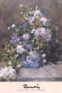 Spring Bouquet, 1866 Art