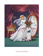 Cinderella - My Perfect Wedding  Fine Art Print
